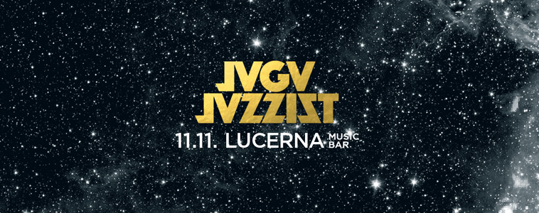 JAGA JAZZIST - | 11. 11. 2015 | 20.00 | LUCERNA MUSIC BAR