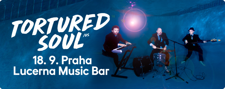 TORTURED SOUL - | 18. 9. 2016 | 20.00 | LUCERNA MUSIC BAR