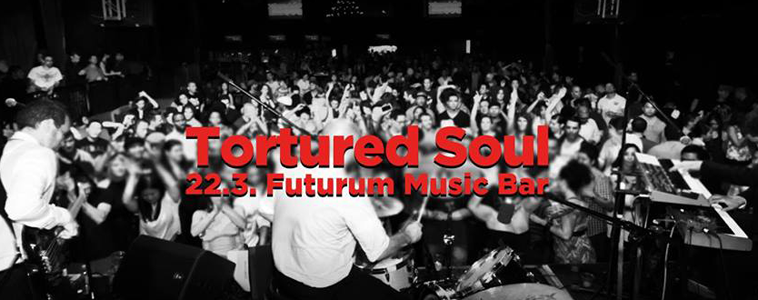 TORTURED SOUL - | 22. 3. 2018 | 20.00 | FUTURUM MUSIC BAR