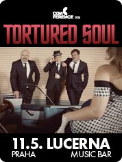 TORTURED SOUL - | 11. 5. 2015 | 20.00 | LUCERNA MUSIC BAR