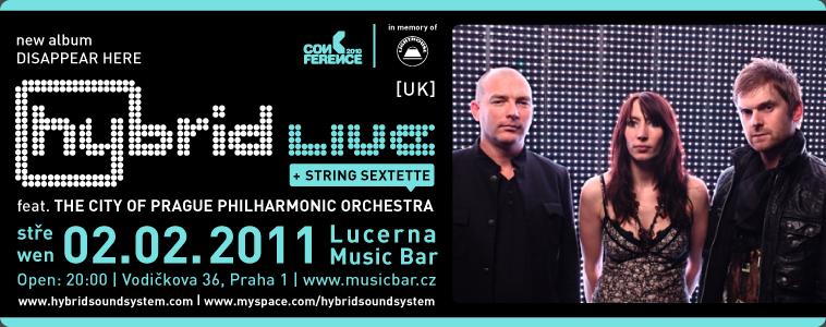 Hybrid live 2011