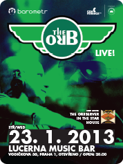 THE ORB LIVE!